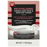 Walgreens Beauty Revitalizing Firmer Look Face & Neck Day Cream