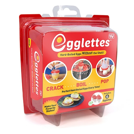Idea Village Egglettes - 4 ea