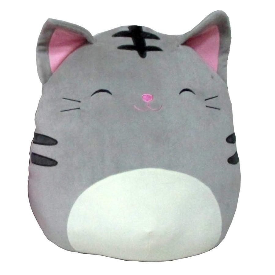 Squishmallow Plush Grey Cat 16 Inch Walgreens