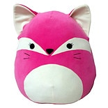 Squishmallow Plush Pink Fox 16 Inch