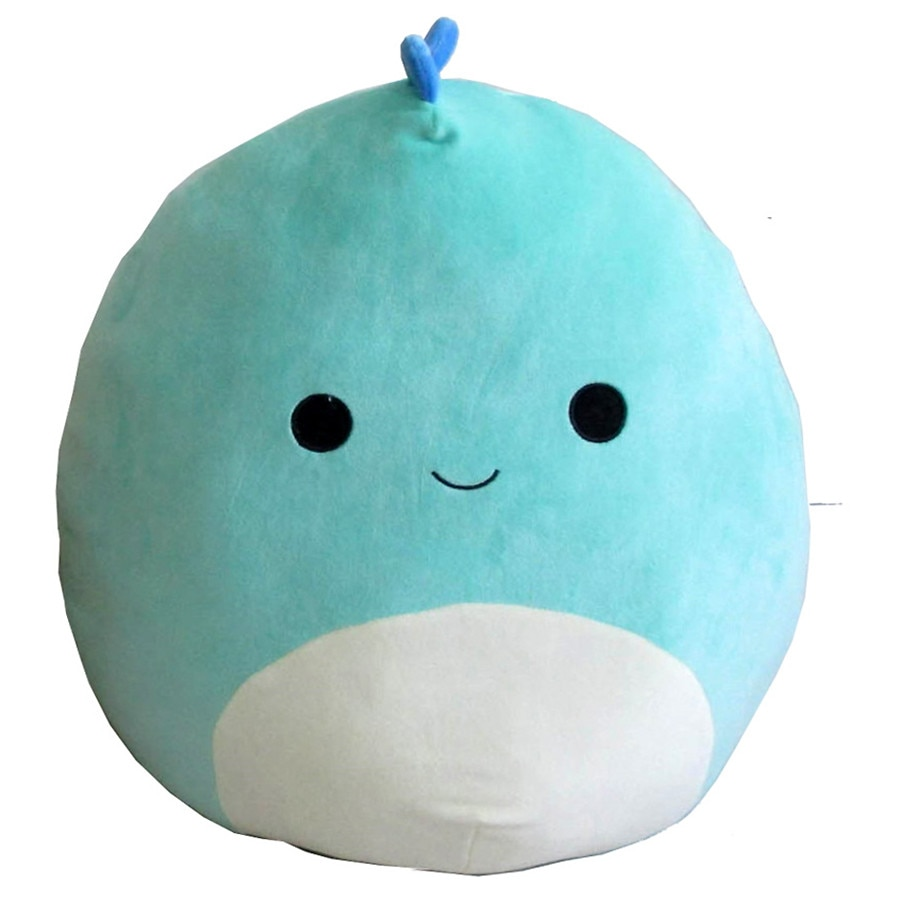 Squishmallow Plush Teal Dino 16 Inch Walgreens