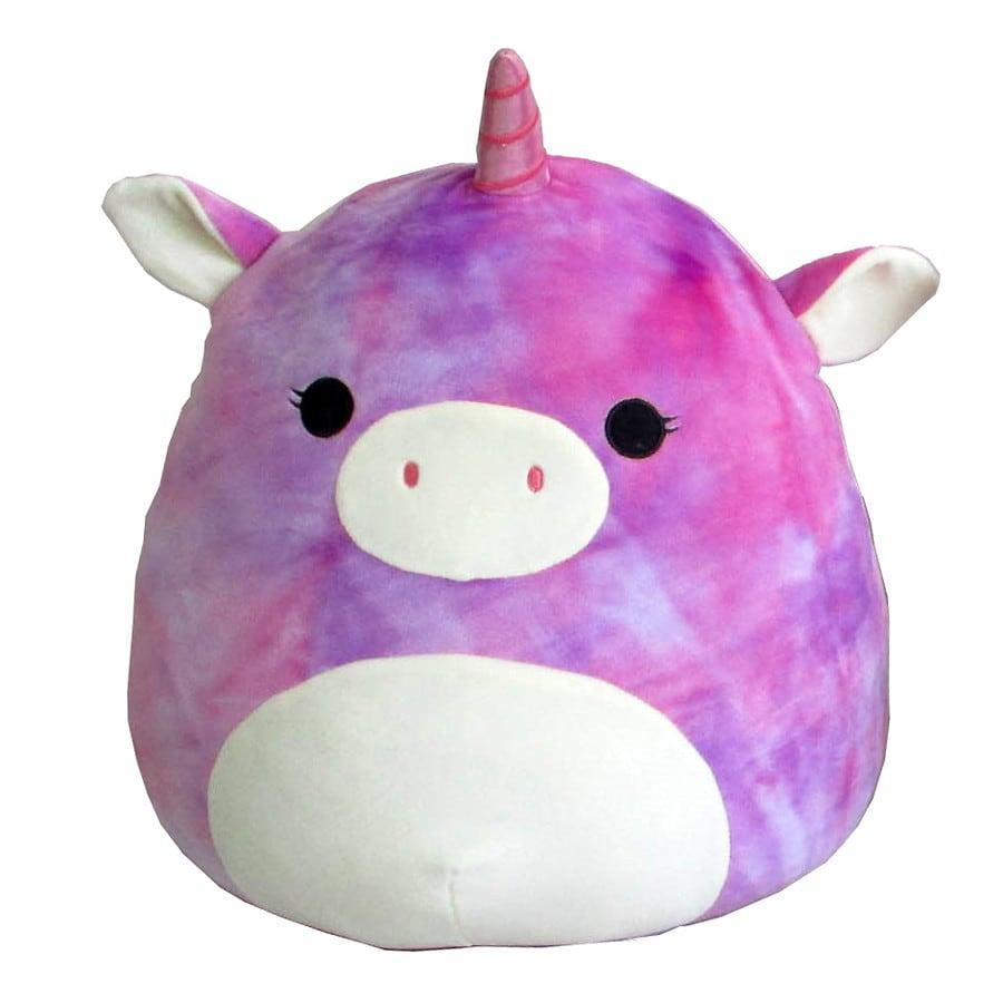 Squishmallow Plushtie Dyed Unicorn 16 Inch Walgreens