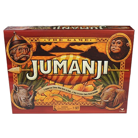 Cardinal Jumanji The Game - 1 ea