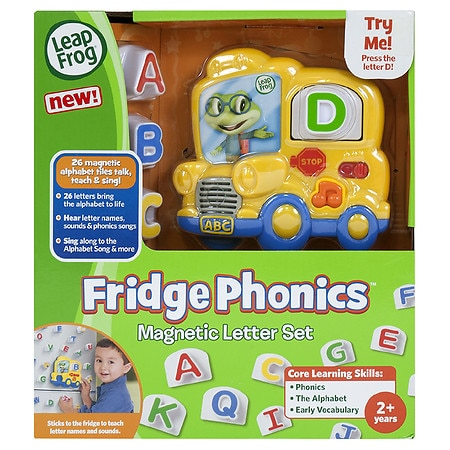 Leap Frog Tad's Fridge Phonics Magnetic Letter Set - 1 ea