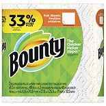 Bounty Paper Towels Big Rolls White