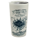 Underground Toys Harry Potter Heat Reveal Map Travel Mug