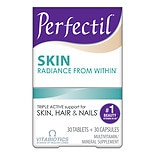 Vitabiotics Perfectil Skin Multivitamin/ Mineral Supplement Tablets + Capsules