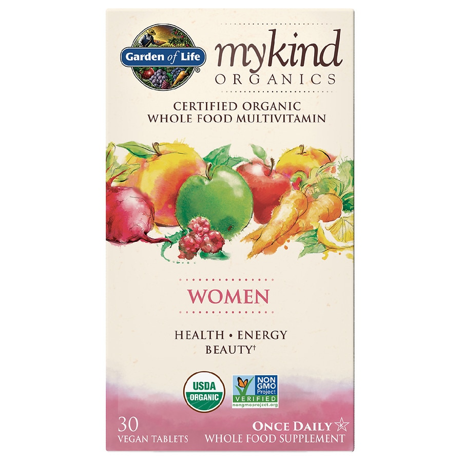 product large image - Garden Of Life Multivitamin