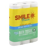 Smile & Save Bathroom Tissue 264 Sheets