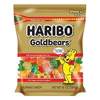 Haribo Gold-Bears Gummi Candy 72.0oz