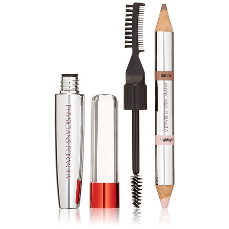 Physicians Formula Eye Booster 4-in-1 Brow Boosting Kit - 1 ea