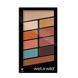 Wet n Wild Color Icon 10-Pan Eyeshadow Palette Not a Basic Peach