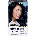 Clairol Nice 'n Easy Permanent Hair Color 2BB Blue Black