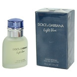 Dolce & Gabbana Light Blue Eau De Toilette Natural Spray for Men