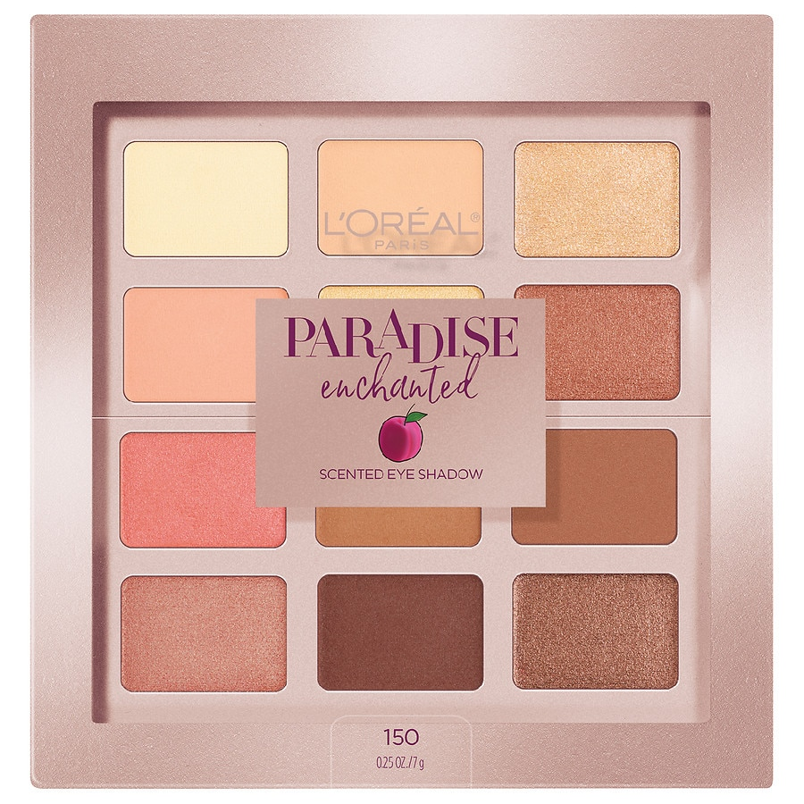 2250f25e0aa L'Oreal Paris Colour Riche Paradise Enchanted Eyeshadow Palette 1500.25 fl  oz