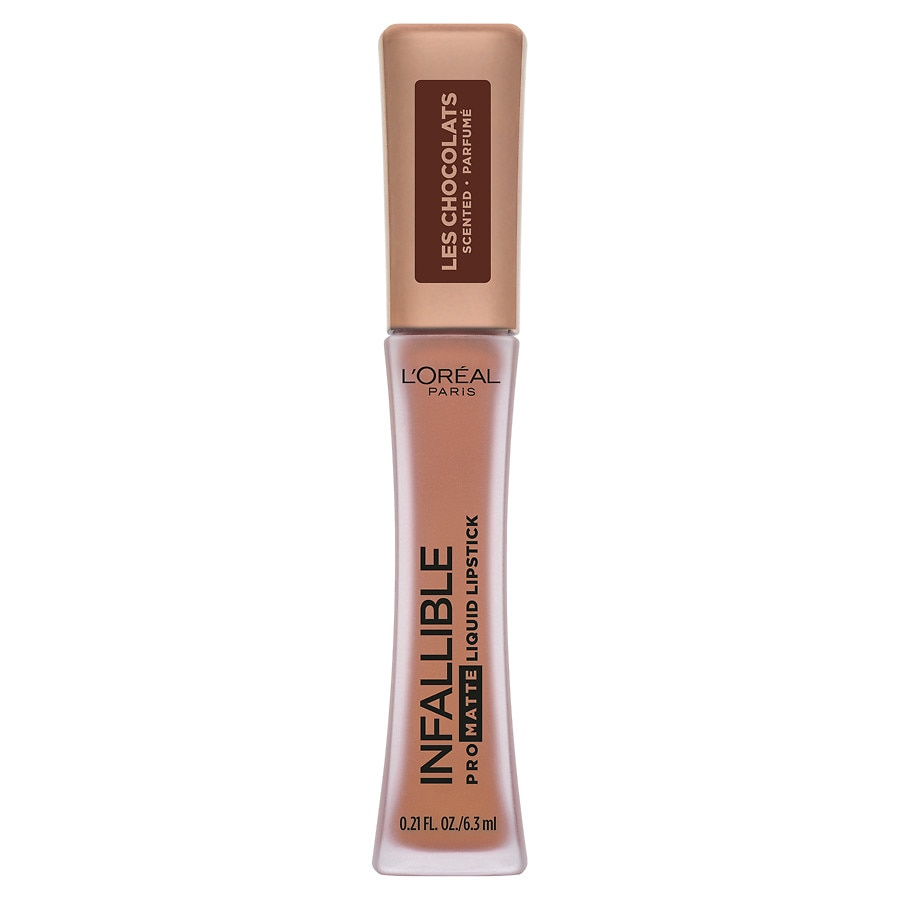 Loreal Paris Infallible Pro Matte Les Chocolats Scented Liquid