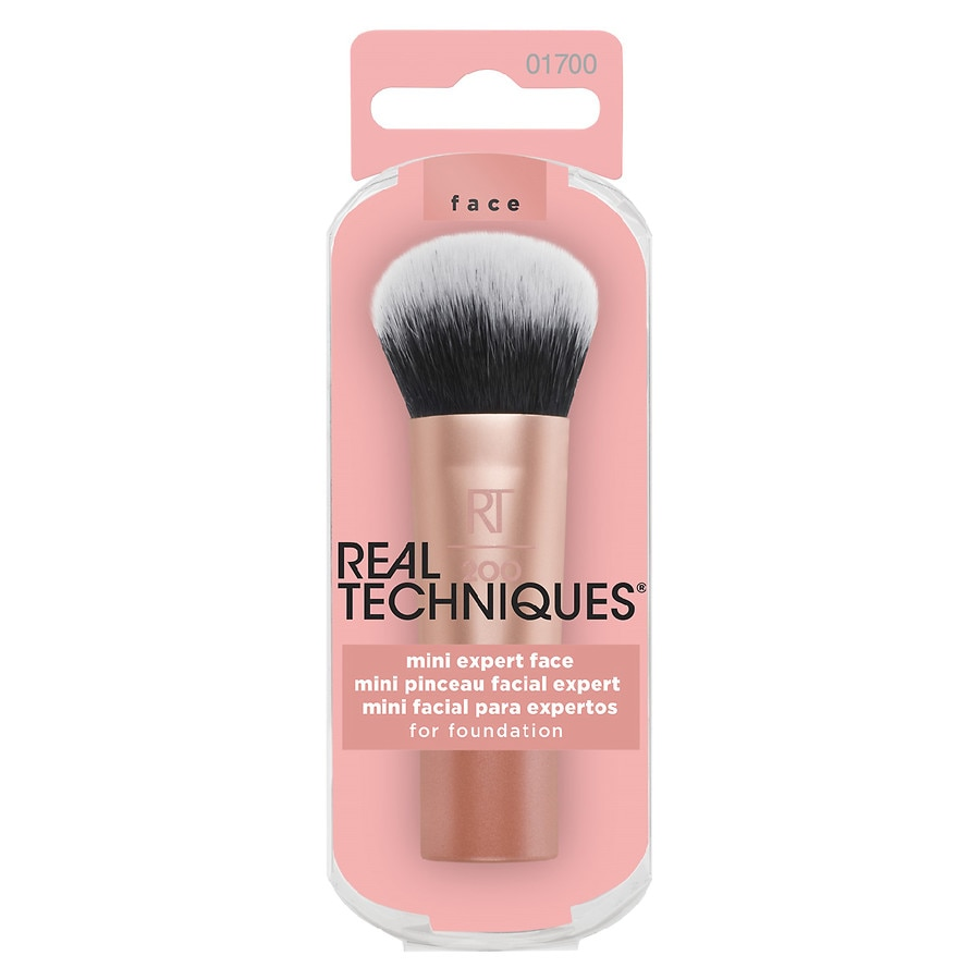 Real Techniques Mini Expert Face Brush Walgreens