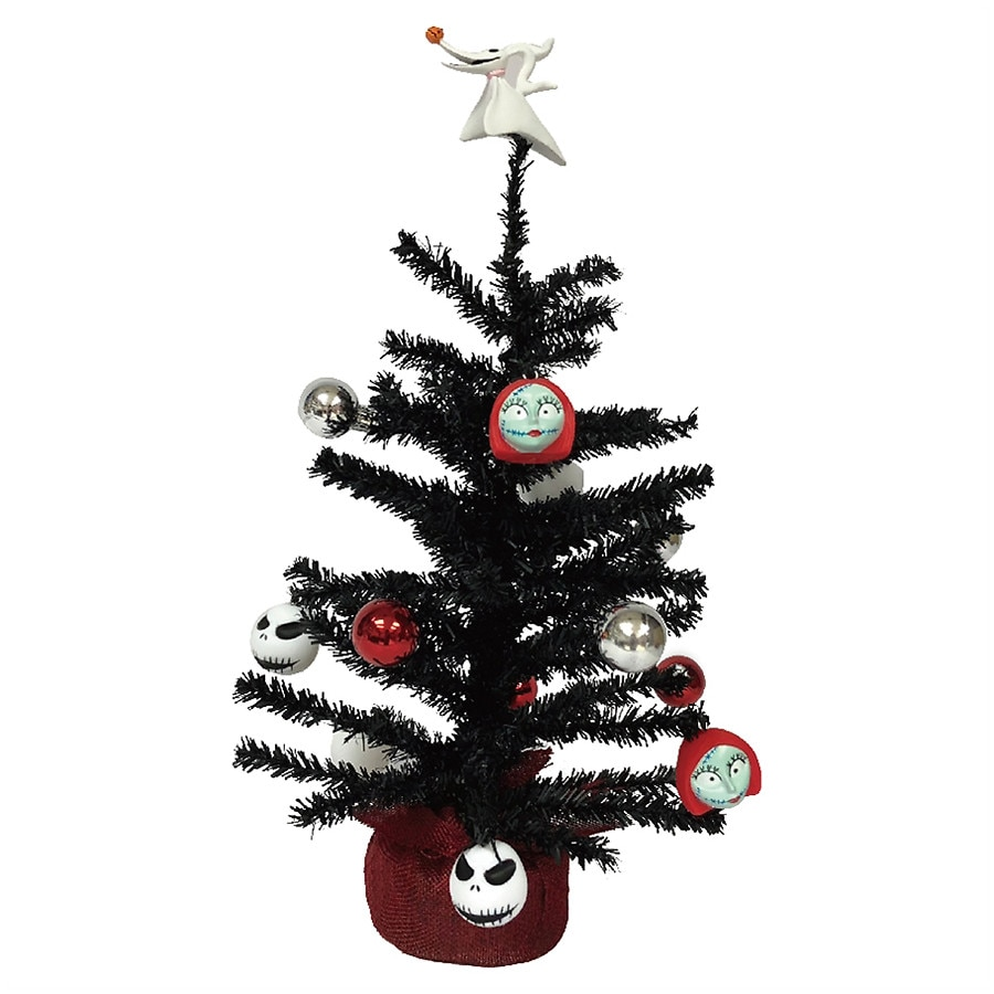 Disney Nightmare Before Christmas Decorated Christmas Tree | Walgreens