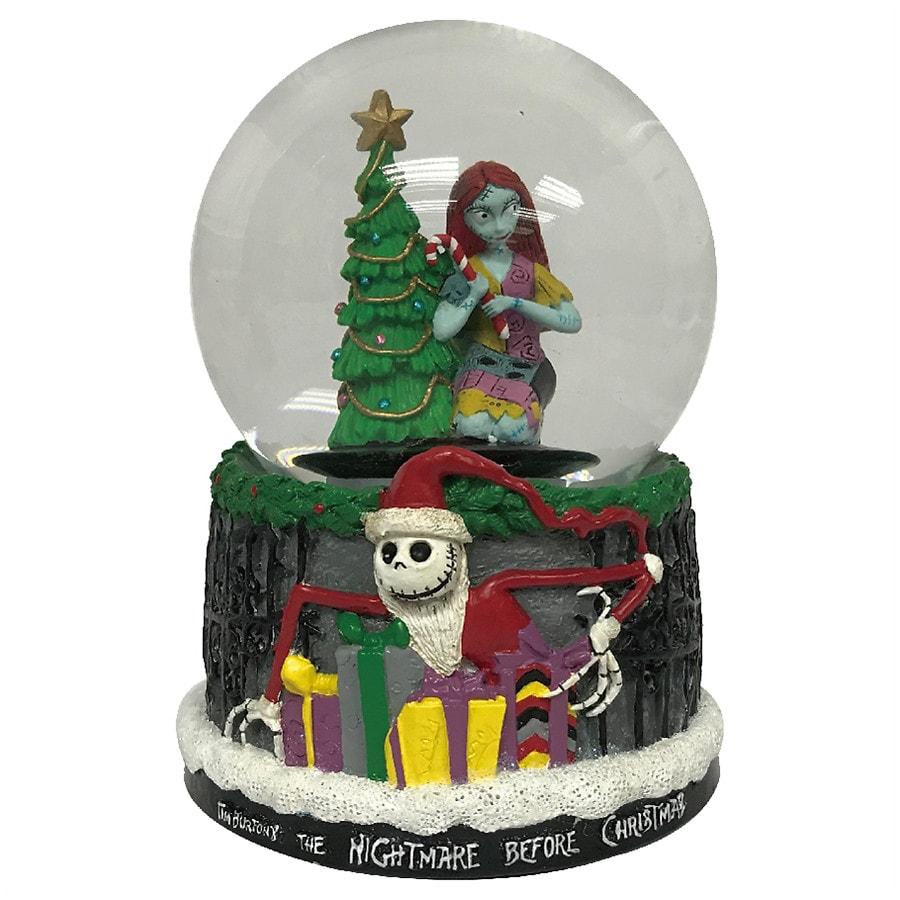 Disney Nightmare Before Christmas Sally Musical Snomotion Waterglobe ...