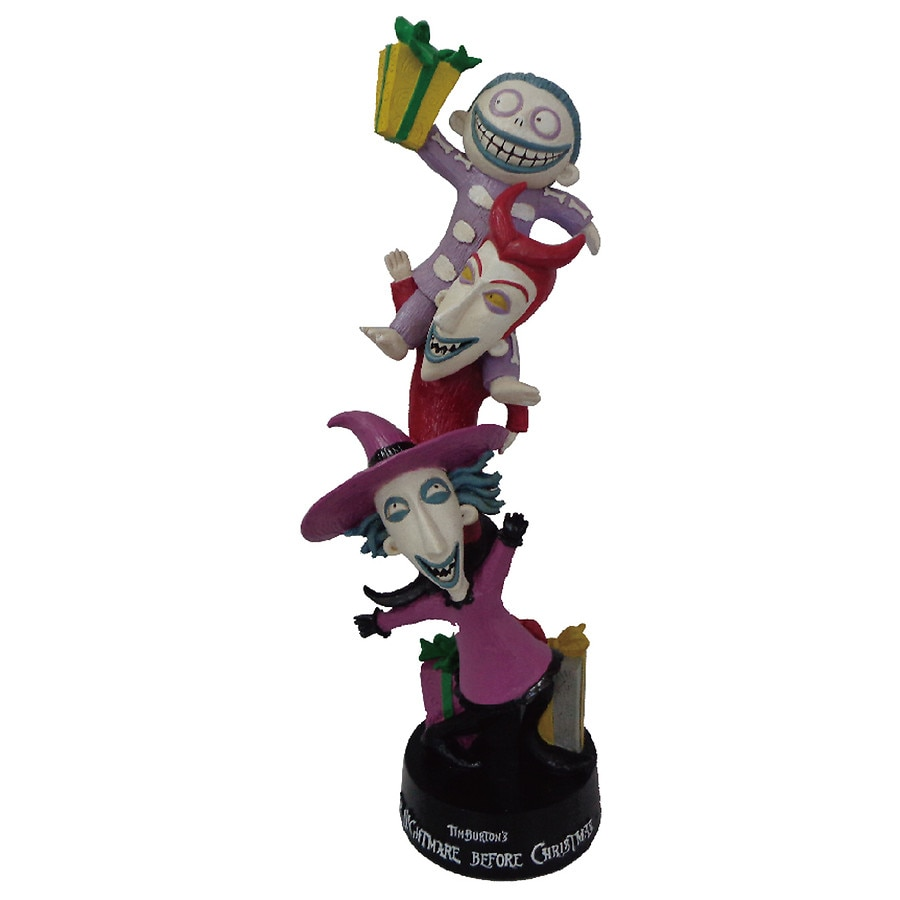 Disney Nightmare Before Christmas 3 Kids Figurine | Walgreens