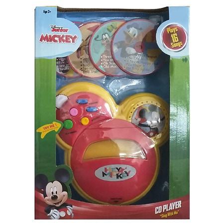 Disney Toy CD Player Assortment - 1 ea