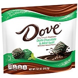 Dove Promises Dark Chocolate Mint Swirl Candy Bag