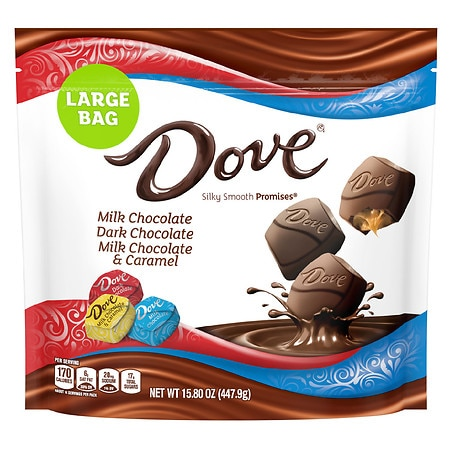 Dove Promises Variety Mix Chocolate Candy - 16 oz.