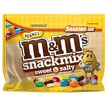 M&M's Peanut Chocolate Snack Mix Sweet & Salty Sharing Size