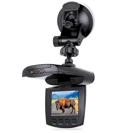 Sharper Image Camera for Dashboard 270 Degrees View - 1 ea