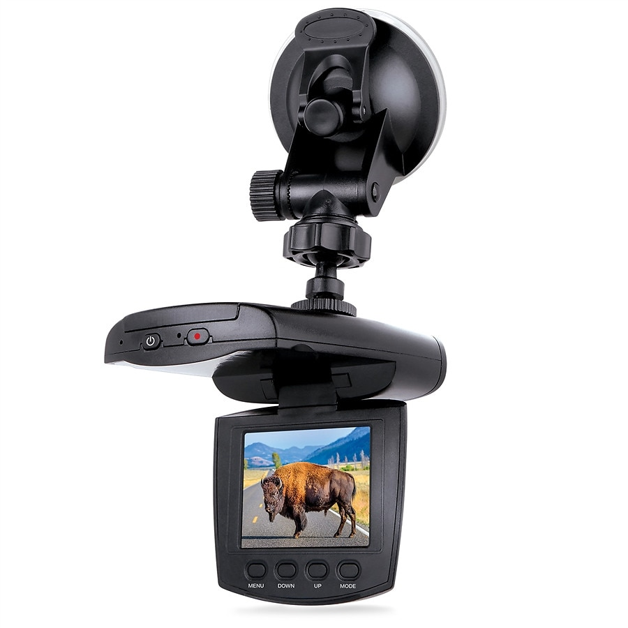 Sharper Image Camera For Dashboard 270 Degrees View Walgreens