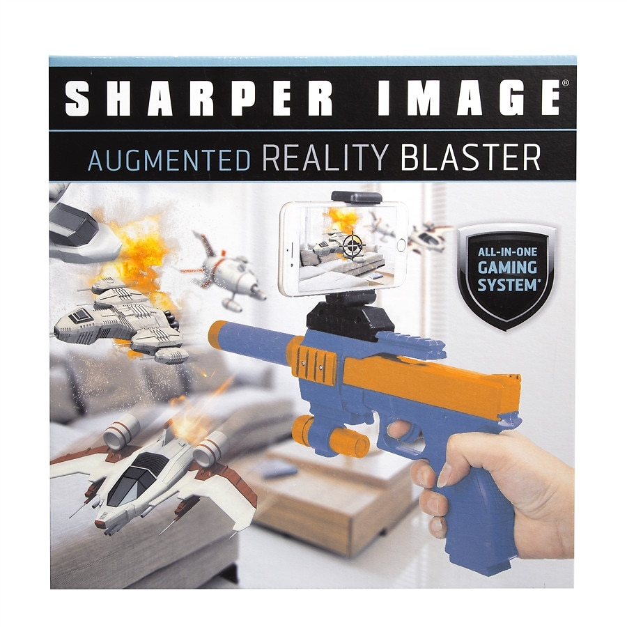 Sharper Image Augmented Reality Game Walgreens