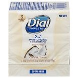 Dial Complete 2 In 1 Moisturizing & Antibacterial Beauty Bars
