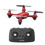 Altitude Indoor/ Outdoor Stunt Drone 4.5 Inches Red