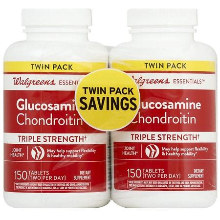 Glucosamine Chondroitin | Walgreens