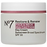 No7 Restore & Renew Multi Action Day Cream SPF 30