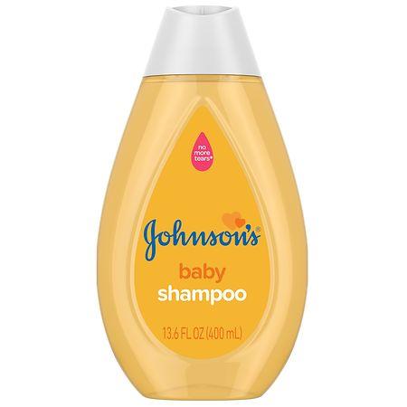Johnson's Baby Shampoo With Gentle Tear Free Formula - 13.6 fl oz