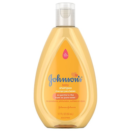 Johnson's Baby Shampoo - 2 fl oz