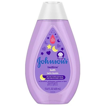 Johnson's Baby Bedtime Bath - 14 fl oz