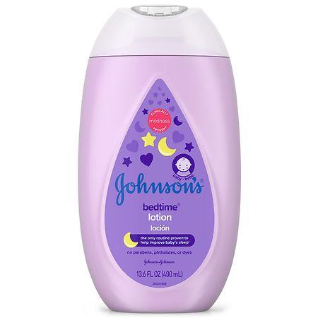 Johnson's Baby Bedtime Lotion - 14 fl oz