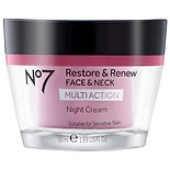 No7 Restore & Renew Multi Action Night Cream