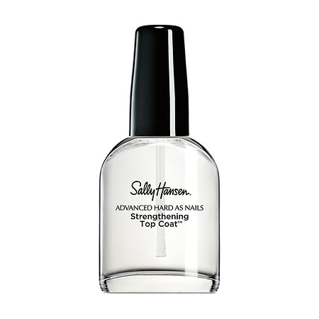 Sally Hansen Hard as Nails Advanced Strengthening Top Coat - 0.45 oz.