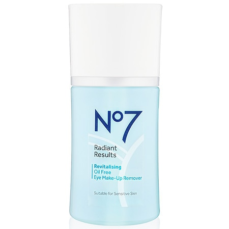 EAN 5000167255133 product image for No7 Restore and Renew Revitalizing Oil Free Eye Makeup Remover - 4 oz. | upcitemdb.com