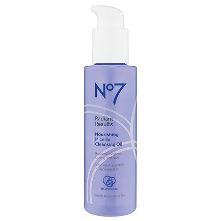 EAN 5000167255218 product image for No7 Restore and Renew Nourishing Micellar Cleansing Oil - 5 oz. | upcitemdb.com