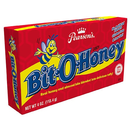 Bit-O-Honey Taffy Candy - 4 oz.