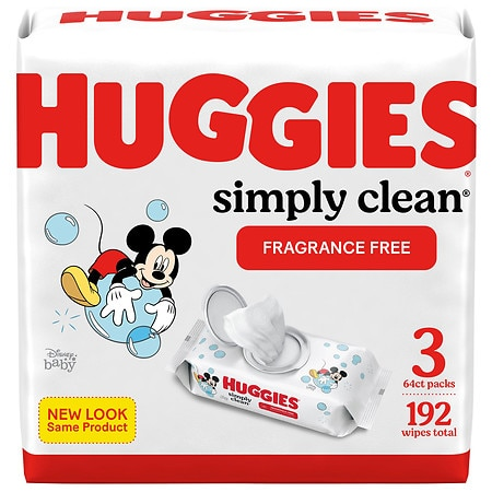 Baby Wipes Without Alcohol | Walgreens