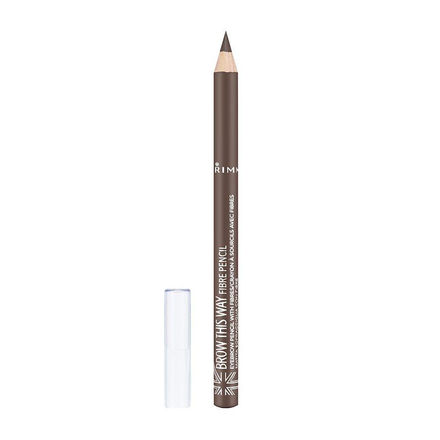 Rimmel Eyebrow Pencil With Fibers The Eyebrow