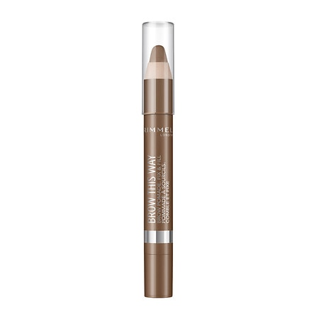Rimmel Brow This Way Brow Pomade Fix & Fill - 0.11 oz.
