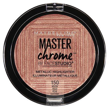 Maybelline New York FaceStudio Master Chrome Metallic Highlighter Makeup - 0.19 OZ