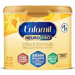 Enfamil NeuroPro Infant Formula Reusable Powder Tub