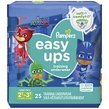 Pampers Easy Ups Training Underwear Boys Size 4 2T-3T